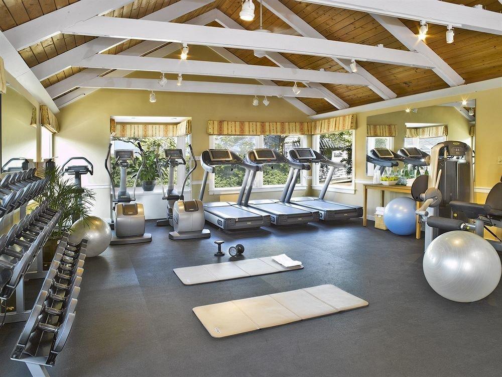 structure gym sport venue physical fitness condominium Resort