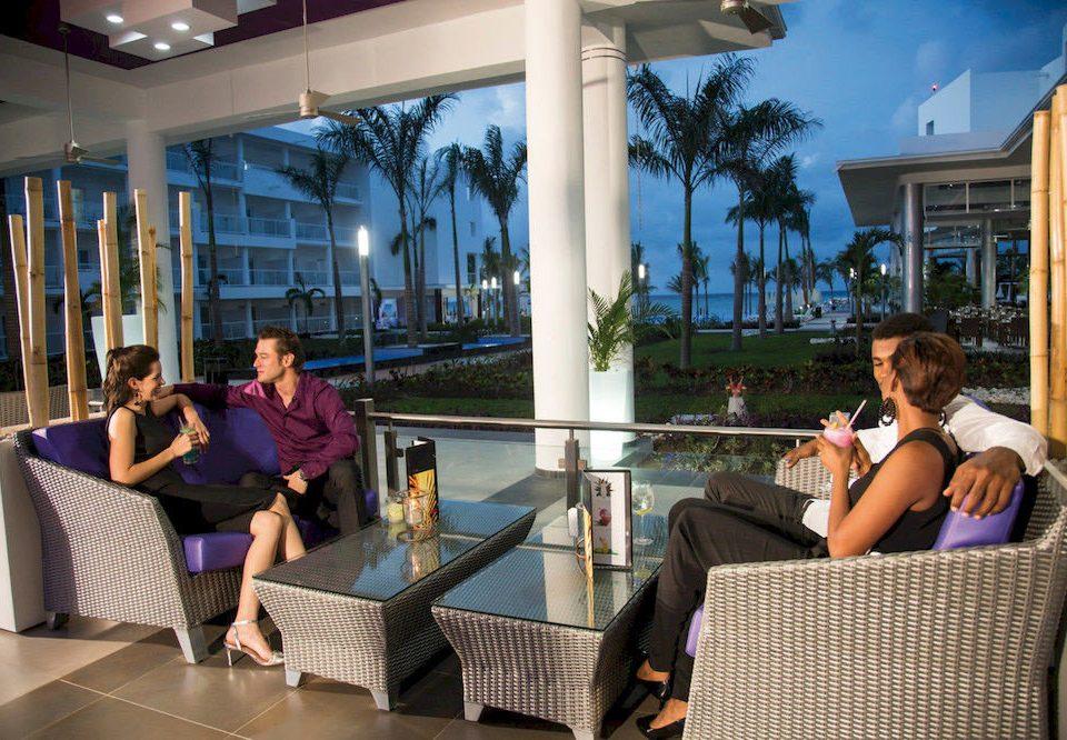 sitting leisure Resort condominium restaurant seated