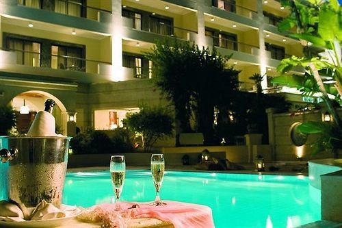 swimming pool leisure Resort condominium