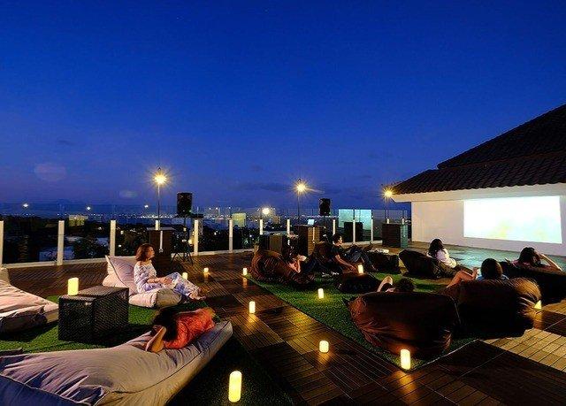 sky Resort evening convention center