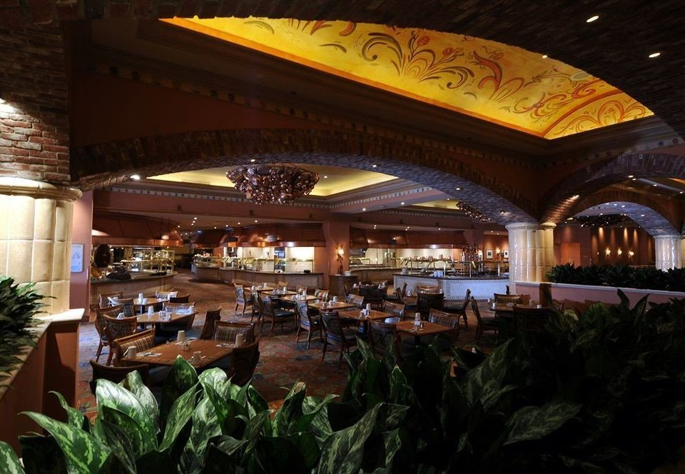 restaurant plant Resort convention center