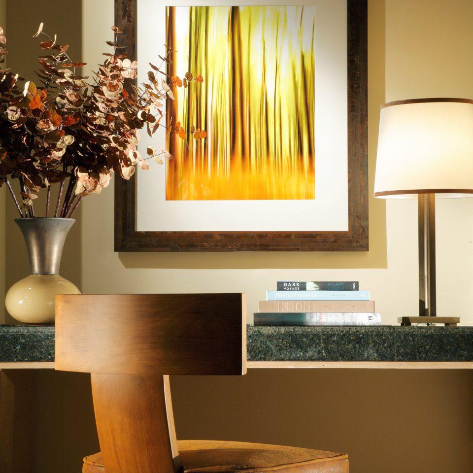 Resort living room home hearth lighting modern art light fixture dining table