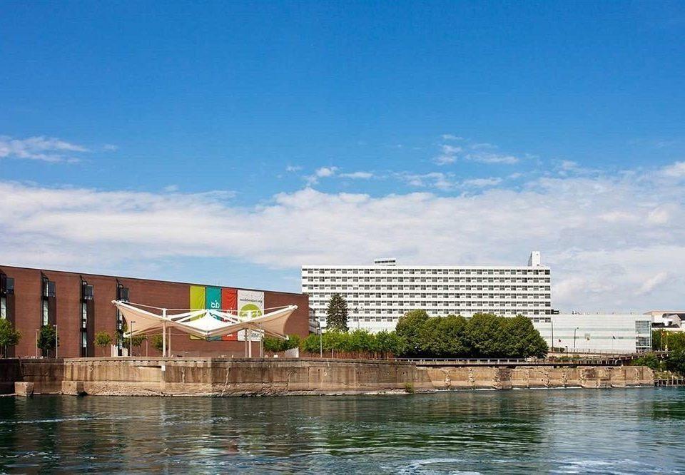 sky water Resort swimming pool palace dock stadium