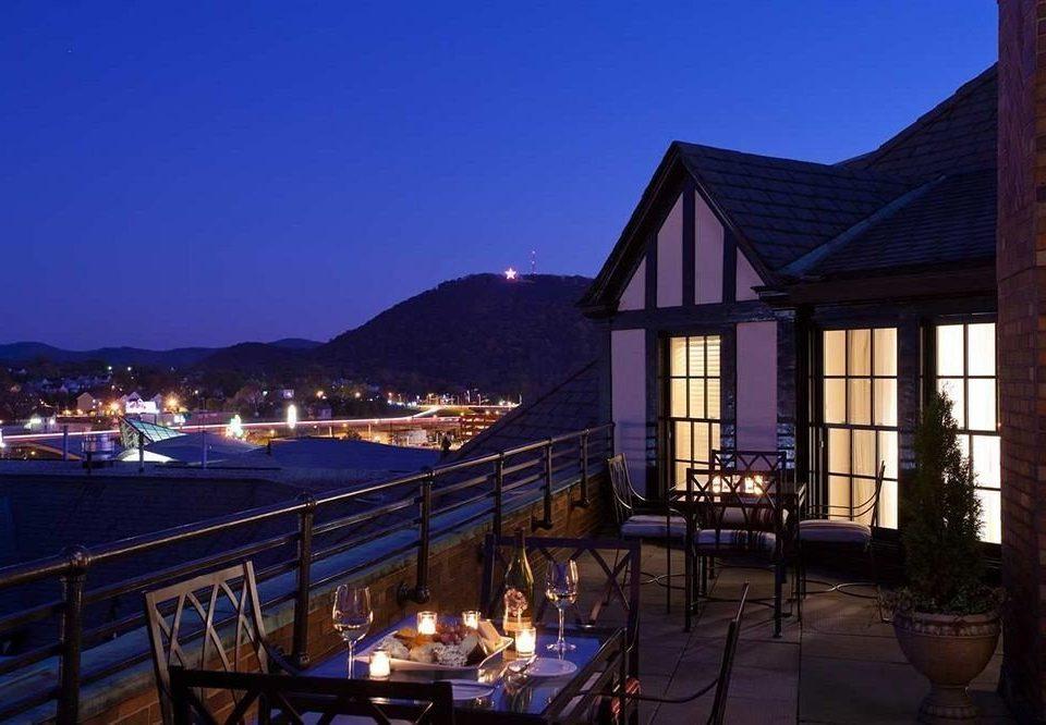 sky house evening Resort dusk