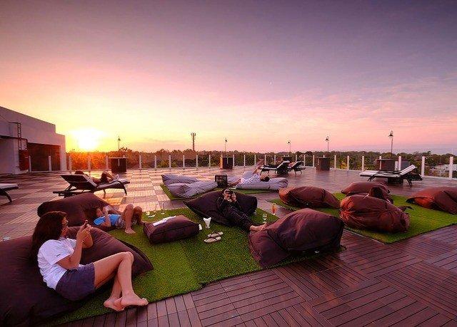 sky leisure morning Resort evening dusk
