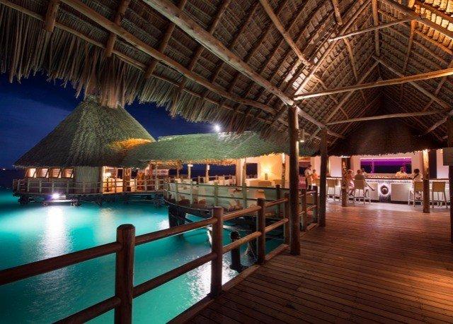 leisure Resort pier swimming pool eco hotel