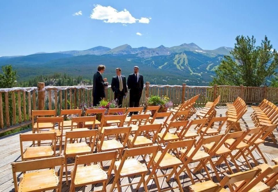 sky mountain wooden ecosystem Resort