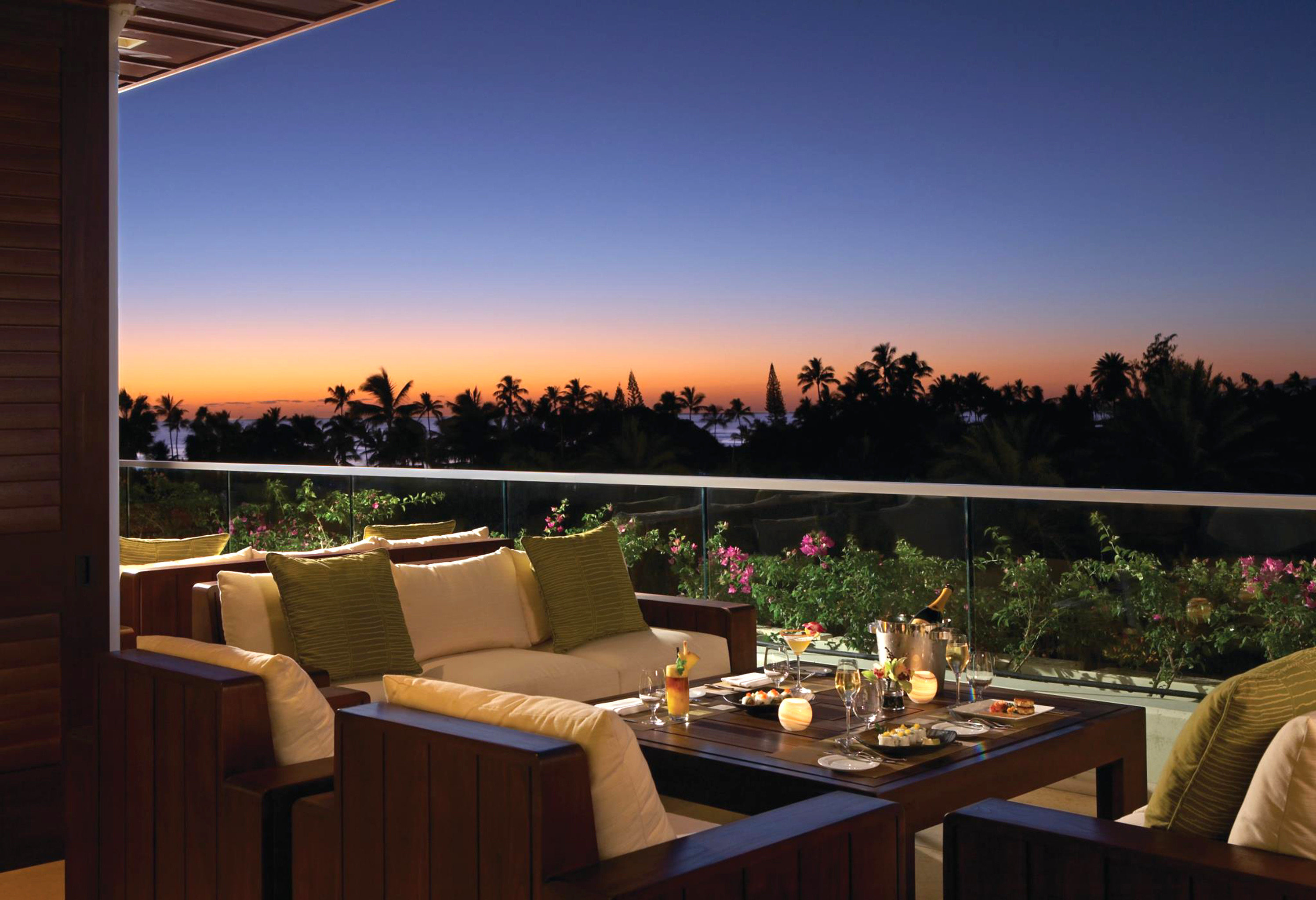 sky restaurant lighting evening home Resort