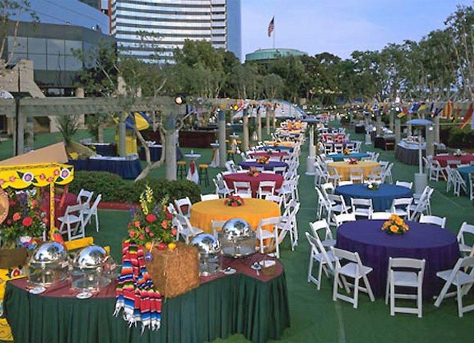 fair festival lawn set Resort