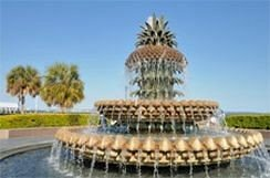 fountain water feature monument place of worship Resort