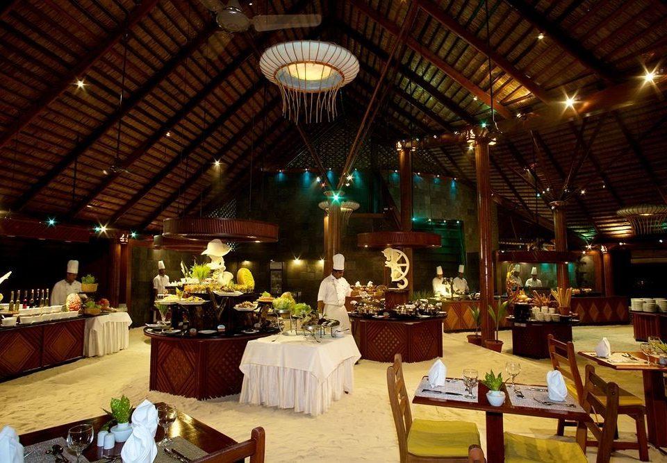 function hall restaurant Resort