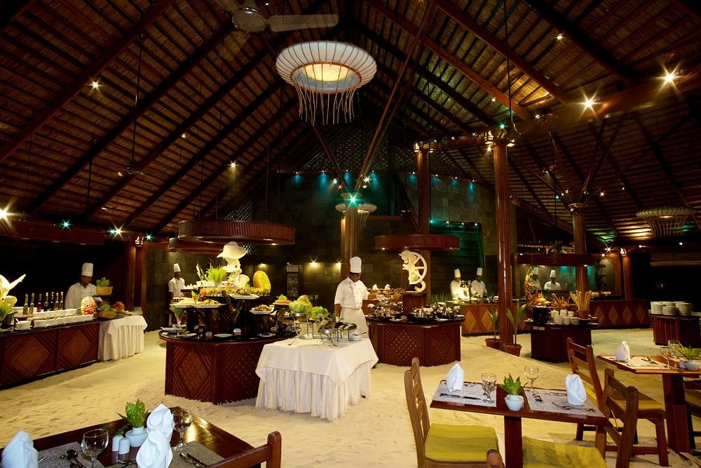 function hall restaurant Resort