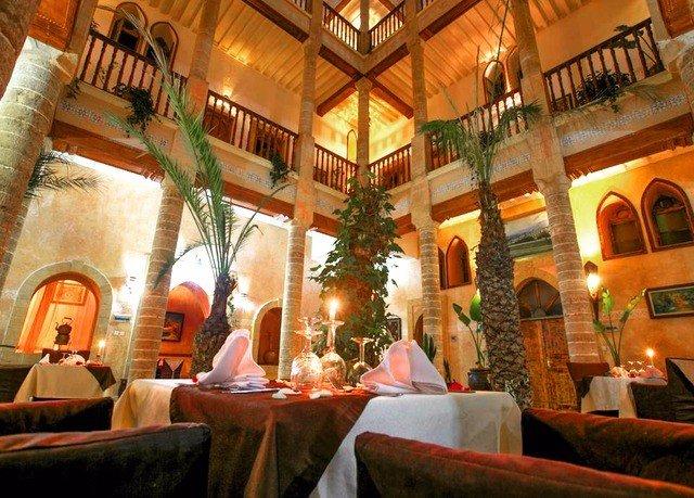 restaurant Resort palace hacienda