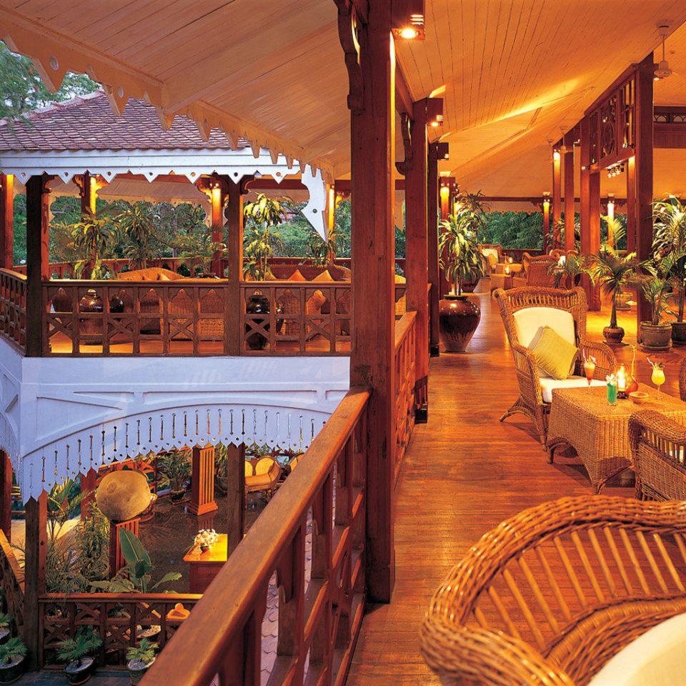 Resort restaurant hacienda