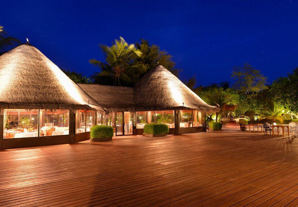Resort house home restaurant
