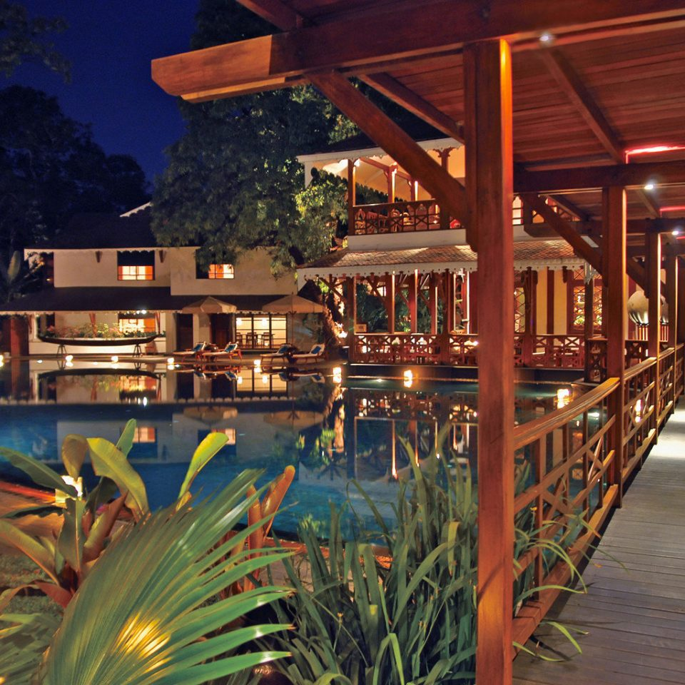 night Resort lighting home restaurant