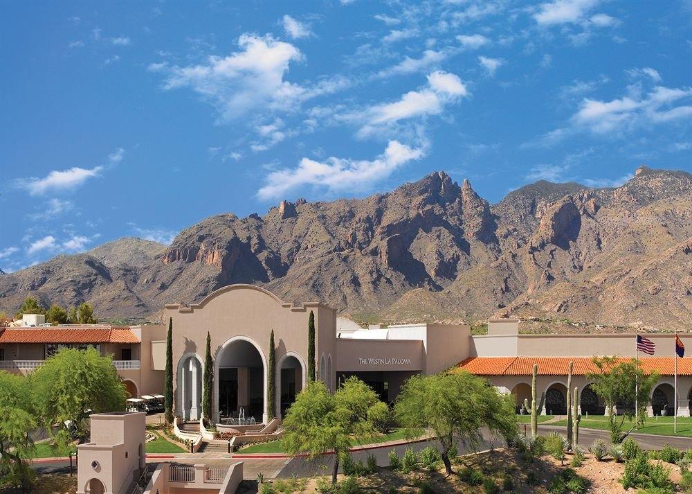 mountain sky landscape mountain range valley Resort