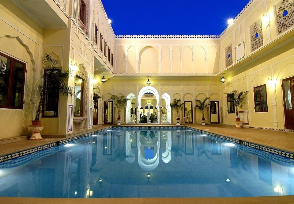 swimming pool leisure palace mansion thermae Resort