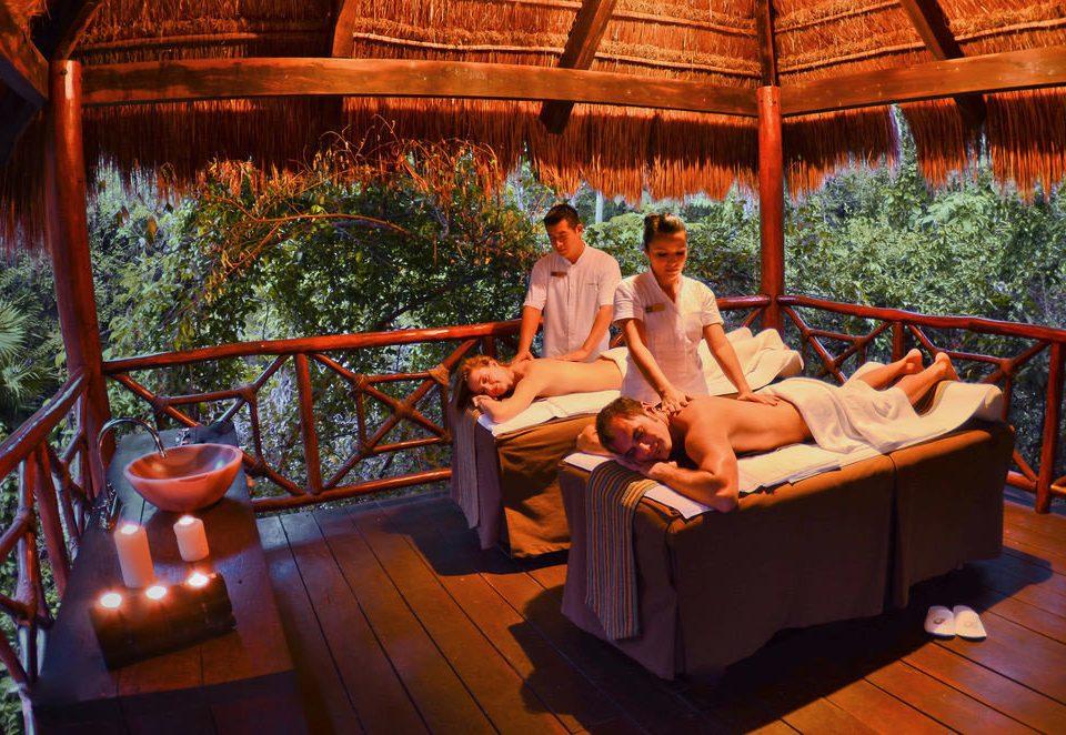 leisure Resort orange