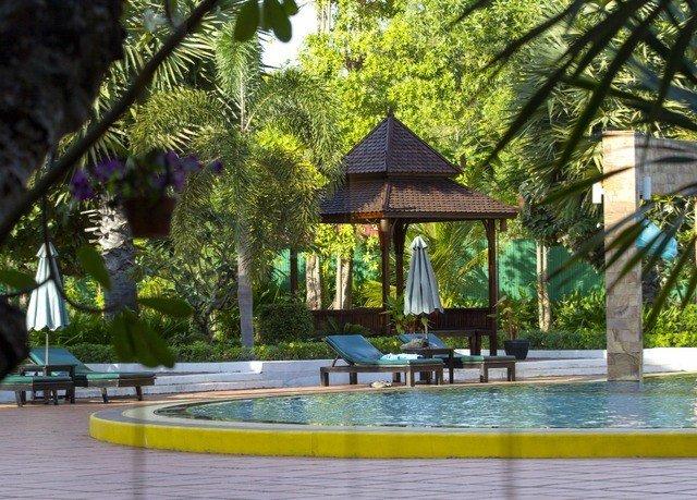 tree leisure swimming pool Resort plaza park palace temple