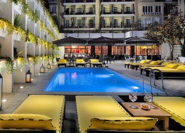 leisure swimming pool Resort