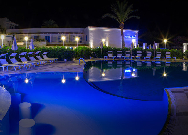 swimming pool night light Resort lighting