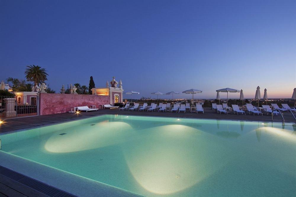 sky swimming pool property Resort light