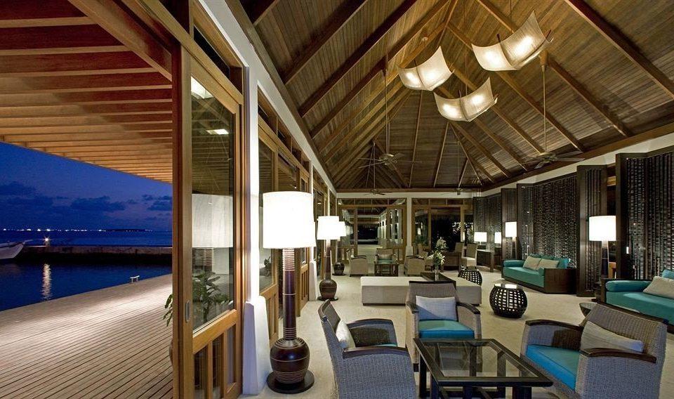 property Resort lighting restaurant