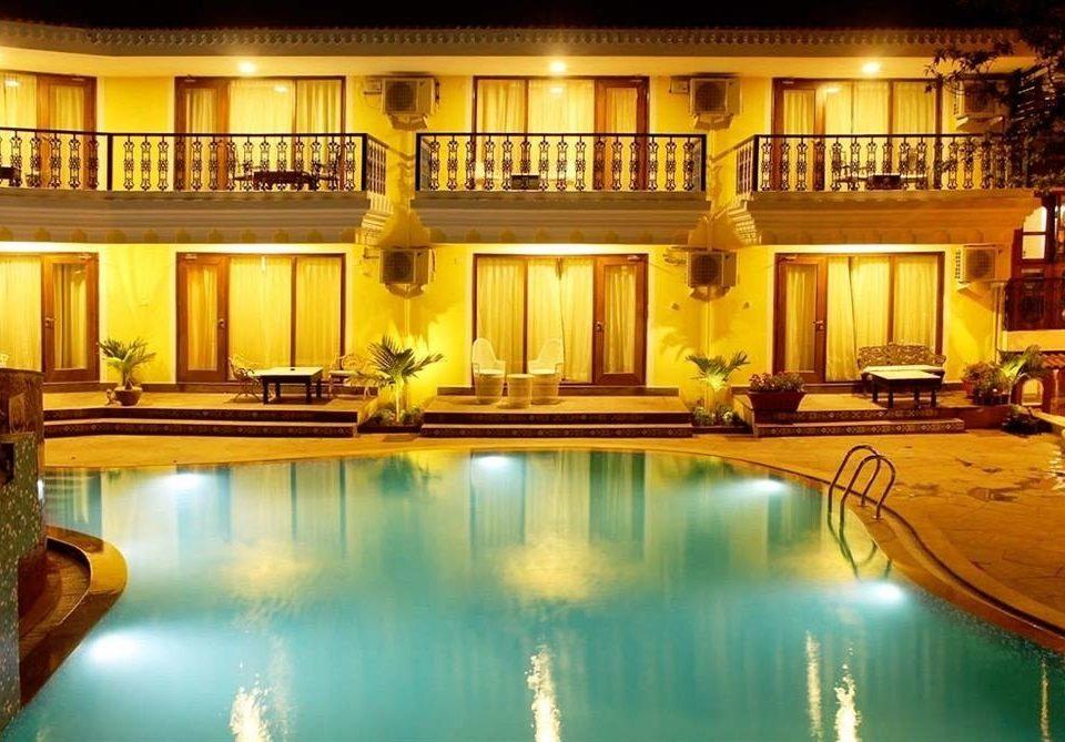 palace Resort swimming pool mansion