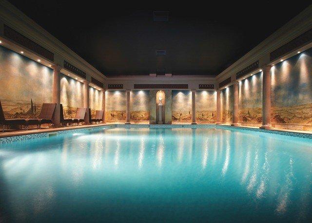 swimming pool property Resort thermae mansion