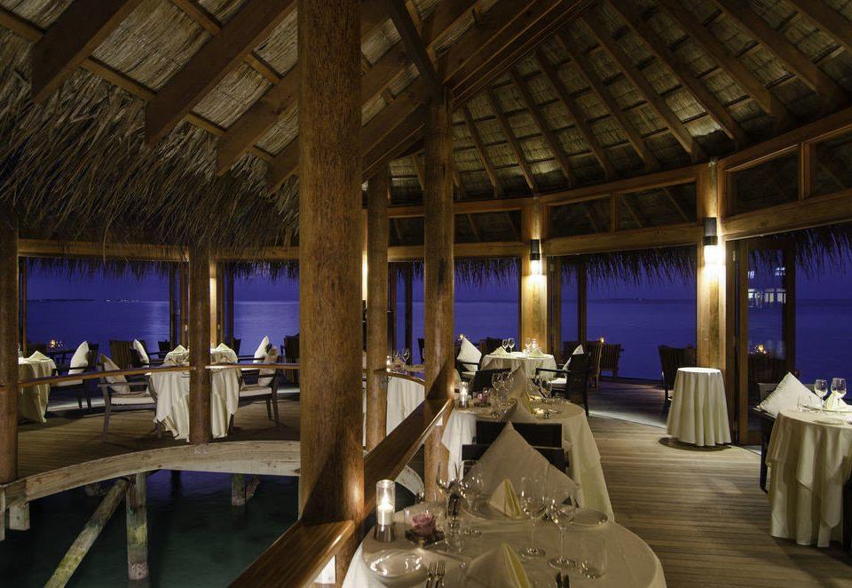 Resort restaurant mansion