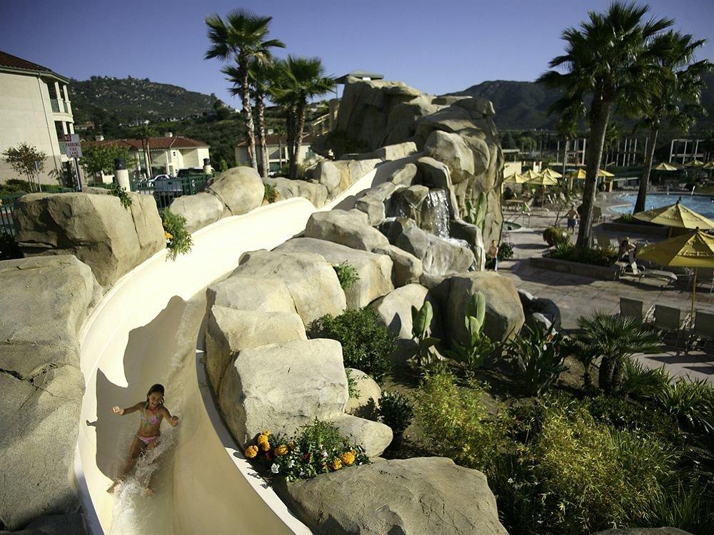 sky rock Resort mansion stone