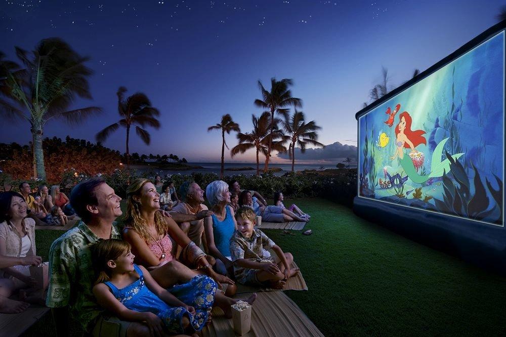 night musical theatre screenshot Resort world