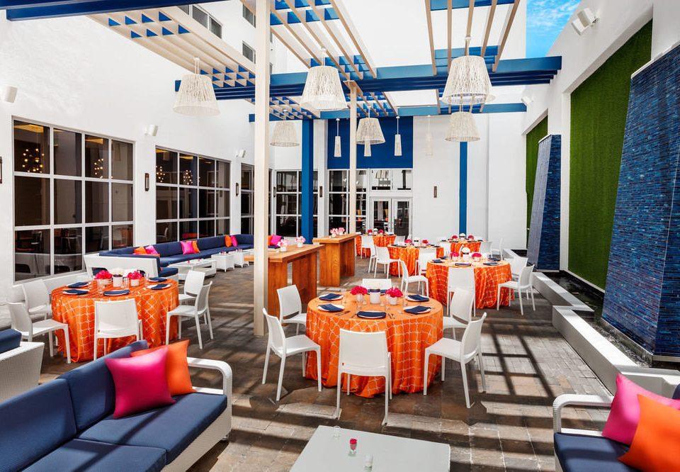 orange restaurant Resort