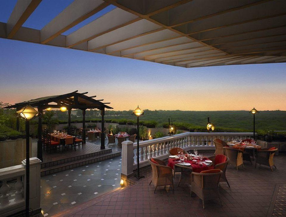 Resort restaurant swimming pool outdoor structure