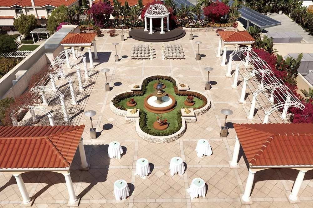plaza Resort town square palace set