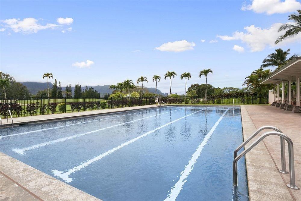 sky swimming pool property walkway reflecting pool waterway Resort