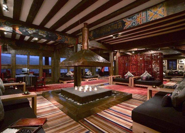 Resort recreation room restaurant