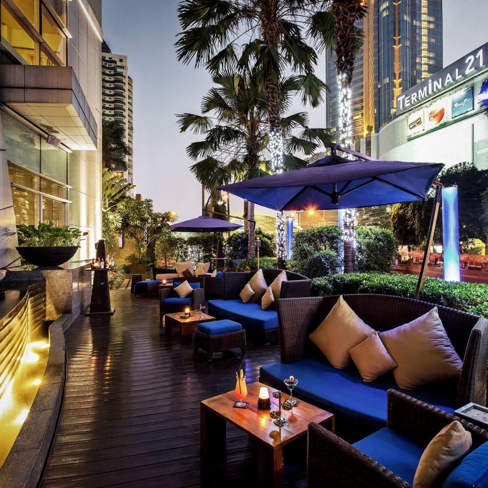 tree Resort restaurant