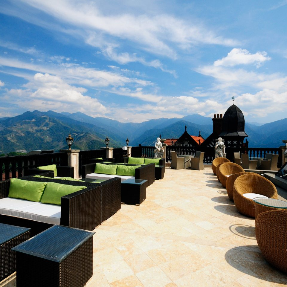 sky leisure mountain Resort Sea