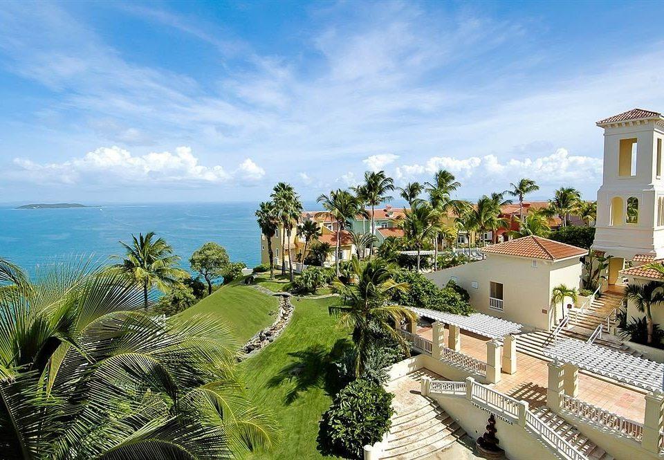 sky Resort arecales plant Sea Villa caribbean tropics