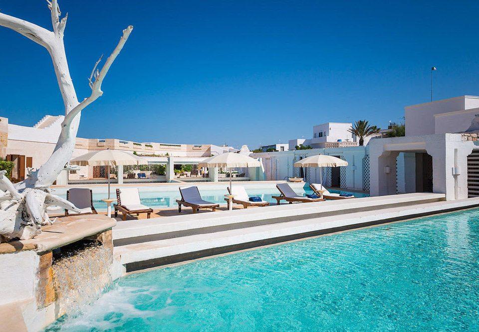 sky swimming pool property leisure Resort marina Villa Sea condominium dock swimming