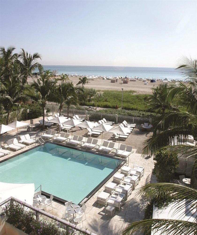 sky swimming pool property Resort Villa condominium home mansion Sea overlooking