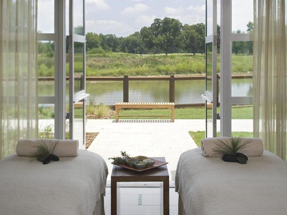 Resort Spa property house home condominium cottage porch living room Villa window treatment