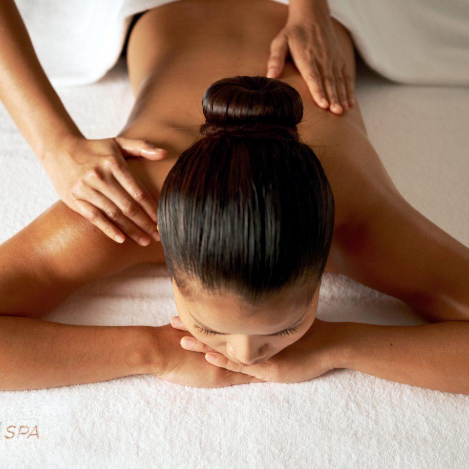 Resort Spa Wellness human action skin arm muscle leg physical fitness massage sense human body abdomen thigh chest back
