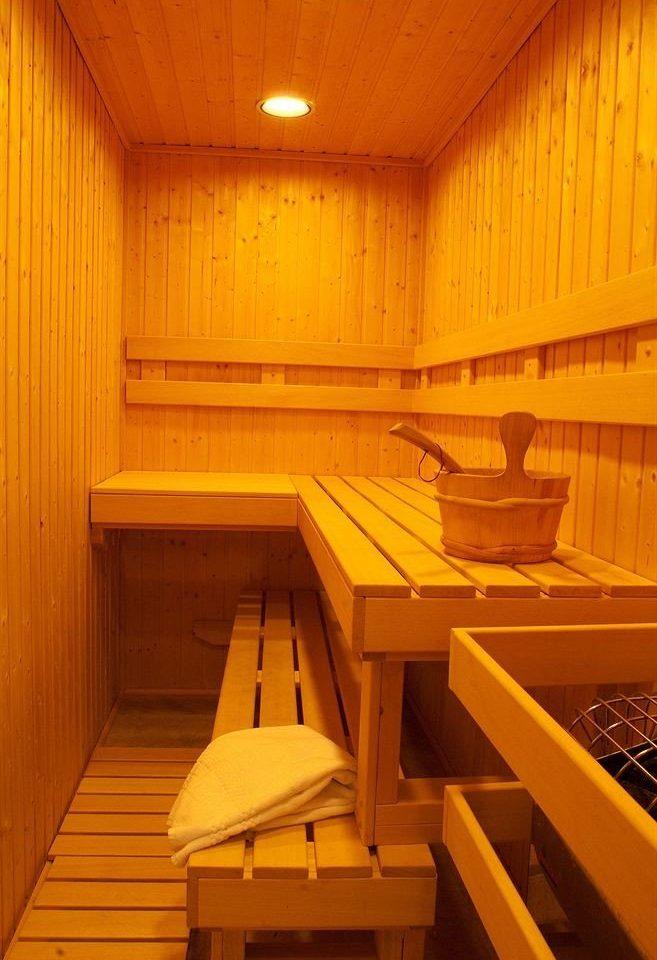 Resort Spa Wellness wooden bathroom sauna