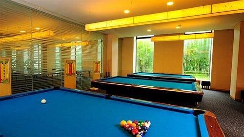 pool table poolroom pool ball recreation room billiard room gambling house scene Sport leisure Resort swimming pool