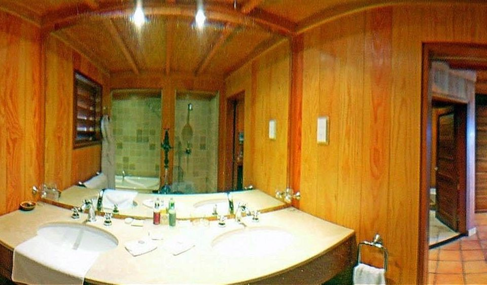 bathroom sink man made object property swimming pool billiard room cottage Suite Resort mansion eco hotel