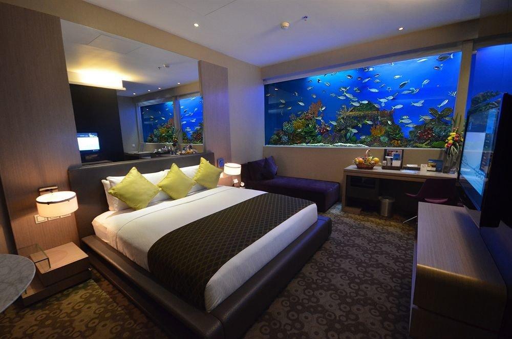 property Suite Resort living room condominium flat
