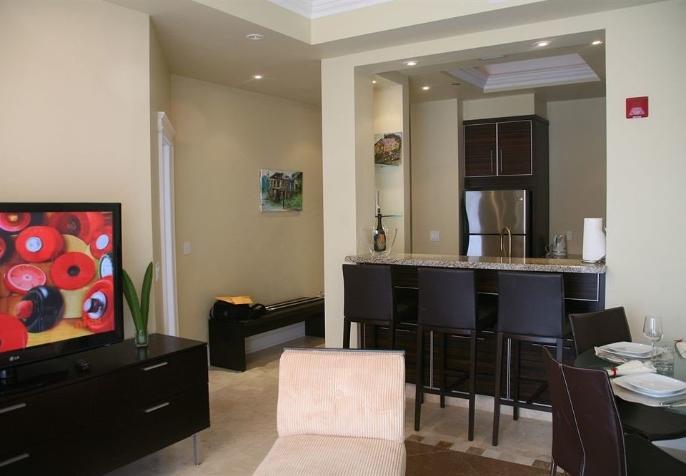 Resort property condominium living room home Suite flat